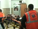Fetiţă lovităde maşină pe DN 71,în localitatea Ilfoveni